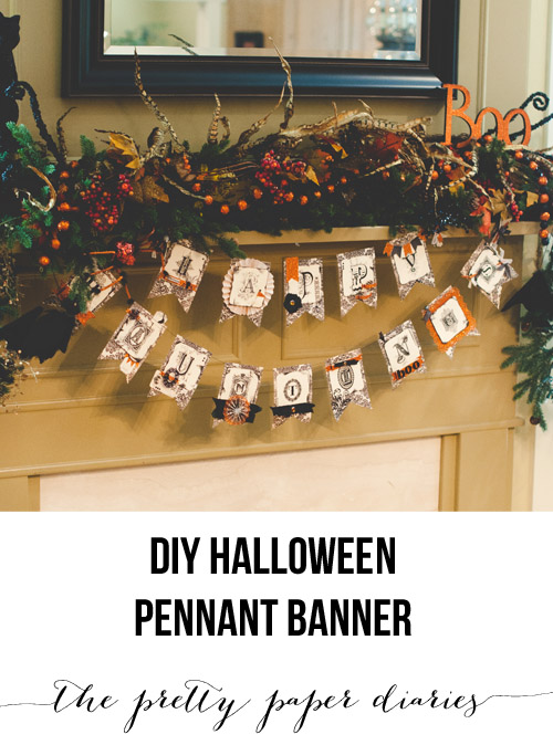 Alexes Brown - Halloween Pennant Banner-4 copy