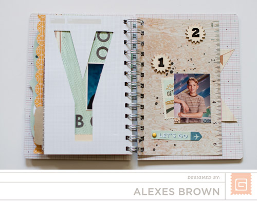 Alexes Brown - Carte Postal Mini
