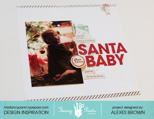 Alexes Brown - Santa Baby