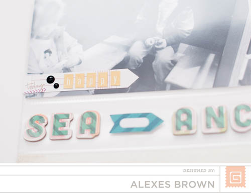 Alexes Marie Brown - BasicGrey
