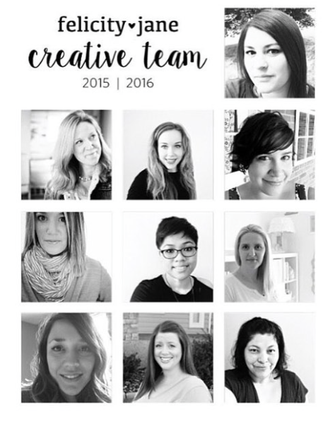 Felicity Jane Creative Team - Alexes Marie Brown